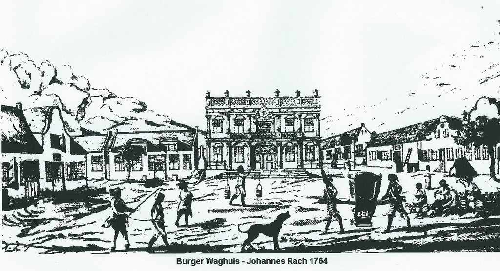 Burger Waghuis 1764 w